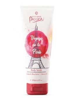 Voyage De La Paris Body Scrub Cocoa & Shea Butter with Vitamin E, 200ml by Estiara Passion