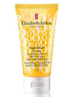 Eight Hour Cream Sun Defense for Face SPF 50 Sunscreen by Elizabeth Arden Skincare