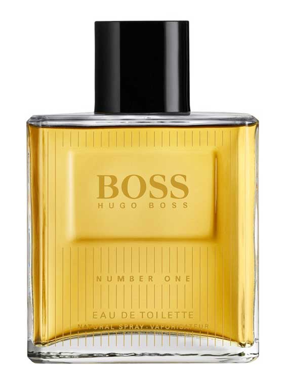 Boss Number One (Black Box) for Men, edT 125ml by Hugo Boss